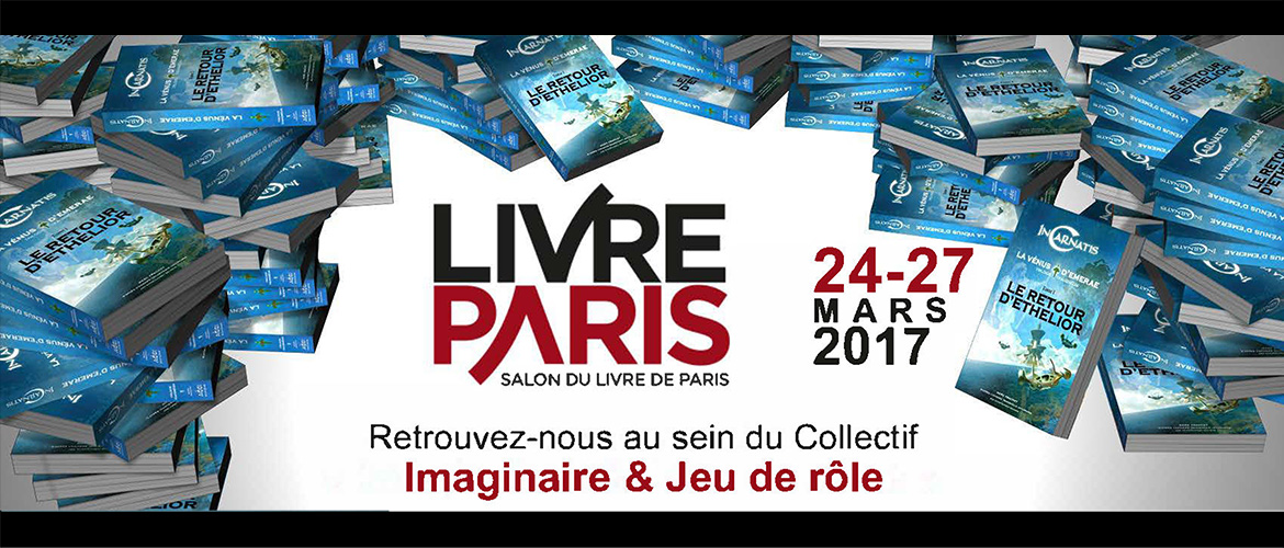 Salon du livre de paris 2017 for Salon de paris 2017